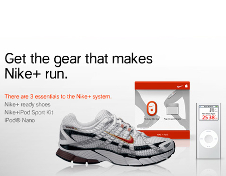 One challenge of writing for Nike+ is keeping everything simple. The more  advanced you get, the more features you discover. But the beauty of this  system is ...